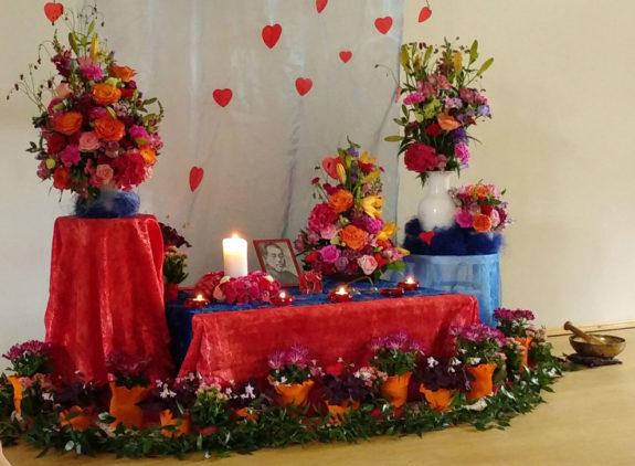 altar fertig