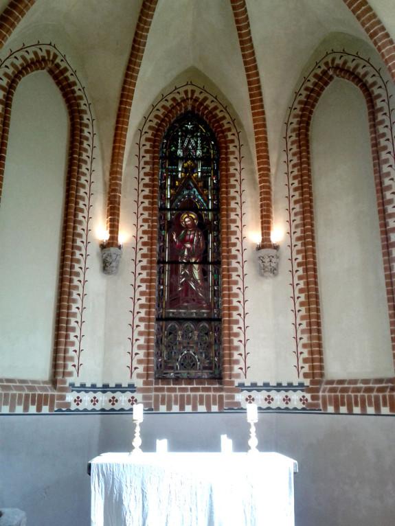 Kapelle von Schloß Berlepsch