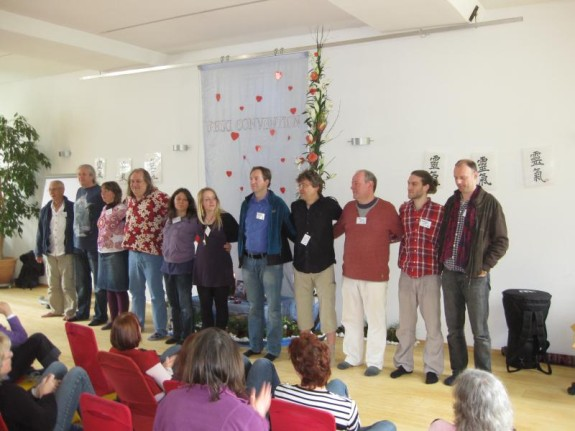 ReferentInnen Reiki Convention 2013