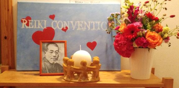 reikicon altar mevlana